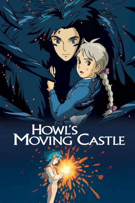 howl s howls moving castle poster www imgkid com the image