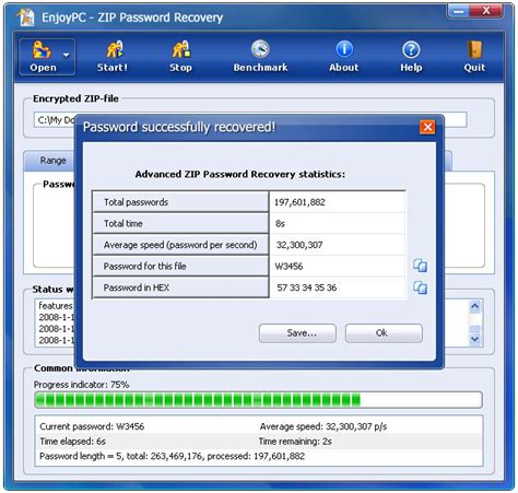 zip reset windows password zip password recovery recover unlock reset zip password