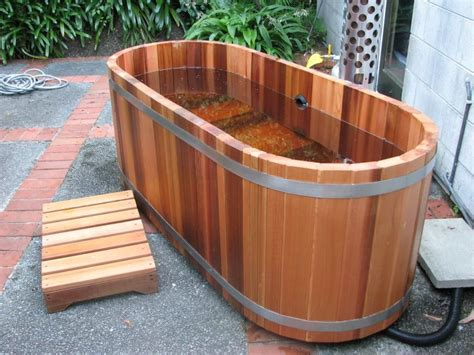 japanese bathtub nz fire hot tubs nz ltd gas or wood fired cedar hot tubs it s in the details