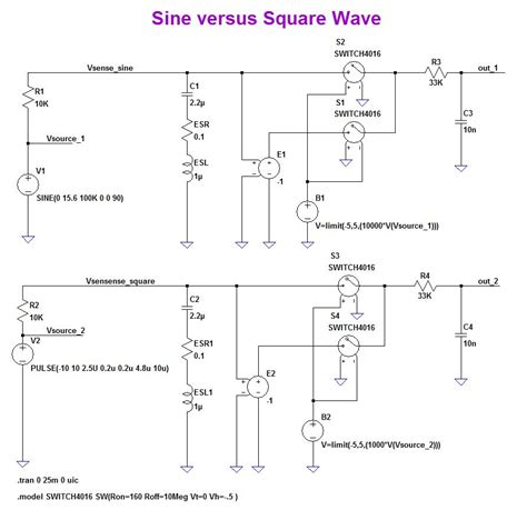 capacitor effect on sine wave esr meter adapter design and construction page 3