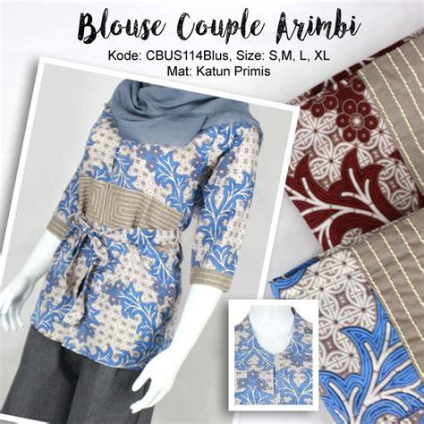 Batik Arimbi baju batik arimbi motif batik ceker ayam blus