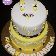 Honey Bee Birthday Cake   Amy's Bake House