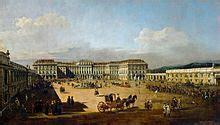 Garten Anlegen 1741 by Benutzer Daniel Tbs Schloss Sch 246 Nbrunn Reisef 252 Hrer Auf