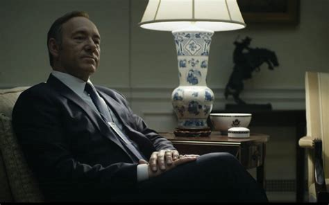 House Of Carda by Frank Underwood Makes A Appearance With