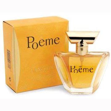 Lancome Parfum Original Poeme ff1985 is lancome s poeme 50ml bottle fragrance collection