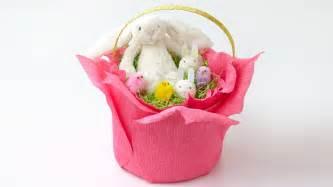 Handmade Easter Basket Ideas - handmade easter basket ideas for martha stewart easter