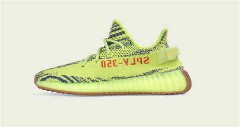 Adidas Yeezy Boost 350 V2 Yellow Frozen by Adidas Yeezy Boost 350 V2 Quot Semi Frozen Yellow Quot Release Date Kicks