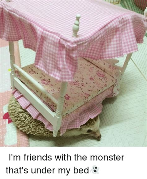 friends with the monster under my bed friends with the monster under my bed imgurm