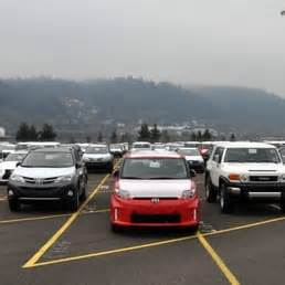Toyota Logistics Services Toyota Logistic Services Portland Or United States