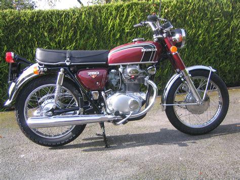 honda cb250 k4 1973 model gold vintage classic honda cb250k4