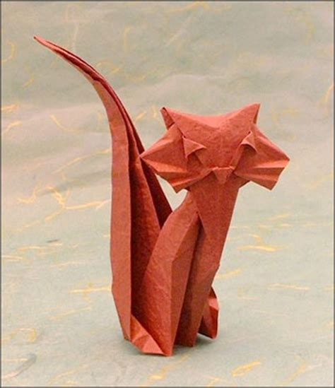 Origami Cat Ears - origami cats