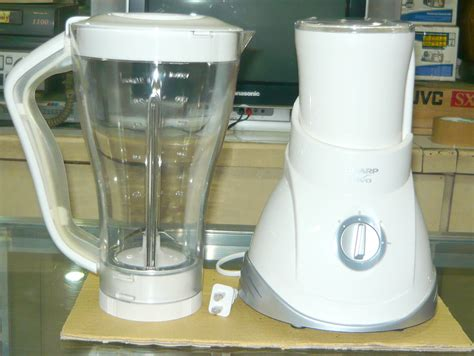 Blender Sharp Em 125l W sharp blender em125l cebu appliance center