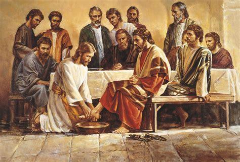 imagenes de jesus lavando los pies jes 250 s lava los pies de los ap 243 stoles jes 250 s lava los pies