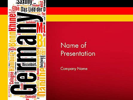 Germany Powerpoint Templates And Backgrounds For Your Presentations Download Now Germany Powerpoint Template