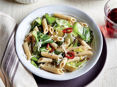 Light Green Veggie Pasta For Dinner by Vegetarian Pasta Recipes Cooking Light