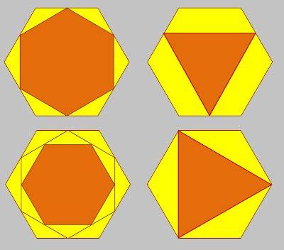 median don steward mathematics teaching hexagon fractions