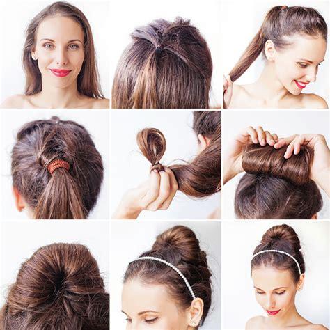 over 50 easy hair tutorials loren s world loren s world latest beauty trends