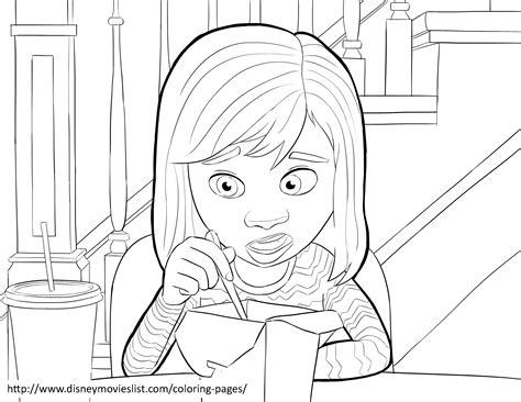 inside out cast coloring pages coloriage vice versa les beaux dessins de dessin anim 233 224