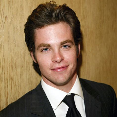 Chris Pine Hairstyle by Chris Pine S Changing Looks Instyle