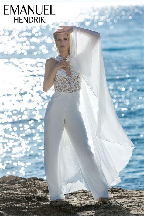 hochzeitskleid jumpsuit emanuel hendrik jumpsuit claudia hochzeitskleid