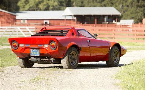 1972 Lancia Stratos 1972 Lancia Stratos Barn Find At Bonhams Photo Gallery