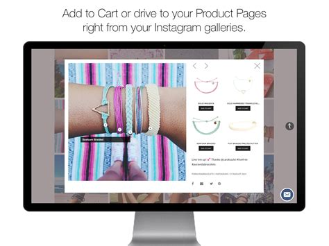 shopify themes instagram shoppable instagram by foursixty ecommerce plugins for