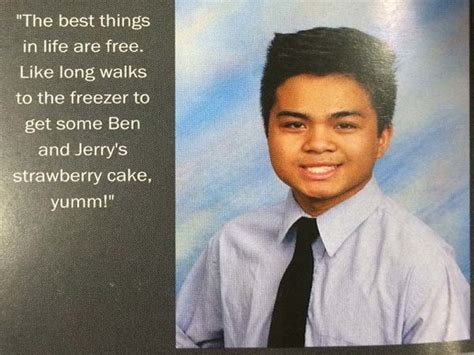 funniest yearbook quotes