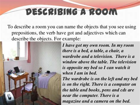 describe your bedroom describe your bedroom photos and video wylielauderhouse com