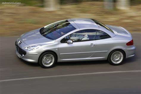 PEUGEOT 307 CC   2005, 2006, 2007, 2008   autoevolution