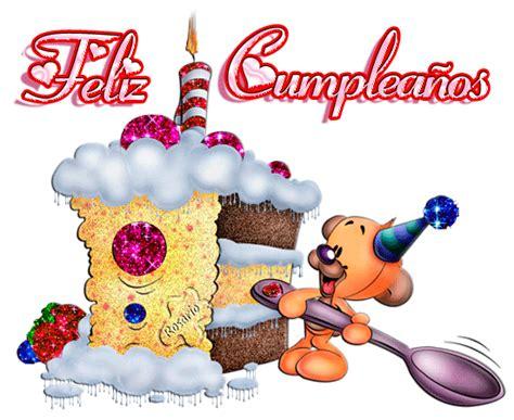 imagenes animadas happy birthday gifs animados de tartas de cumplea 241 os para felicitar ツ