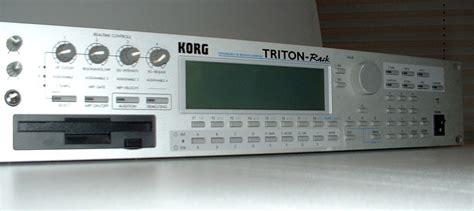 korg triton rack image 880704 audiofanzine