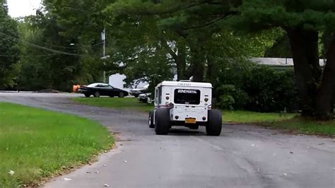 postal jeep rod postal rat rod youtube