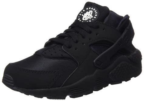 Nike Air Huarache Running Black Nike S Air Huarache Black Black White Running Shoe 10