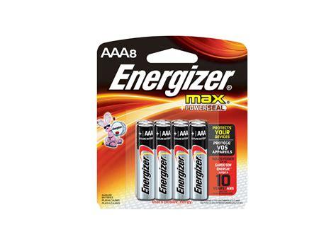 Energizer E92 Aaa energizer max e92 aaa znmno2 battery mpn e92mp 8 8 count