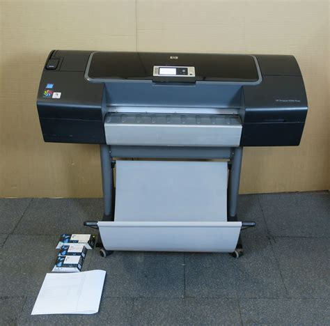 Printer A1 hp designjet z3200 24 a1 colour photo wide format canvas inkjet printer q6718a