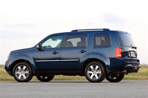 Honda 2015 Pilot by 2015 Honda Pilot Reviews And Rating Motor Trend