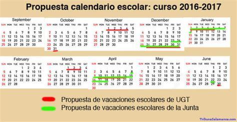 calendario escolar para el ciclo 2016 2017 vacaciones sep 2016 2017 calendario escolar para el