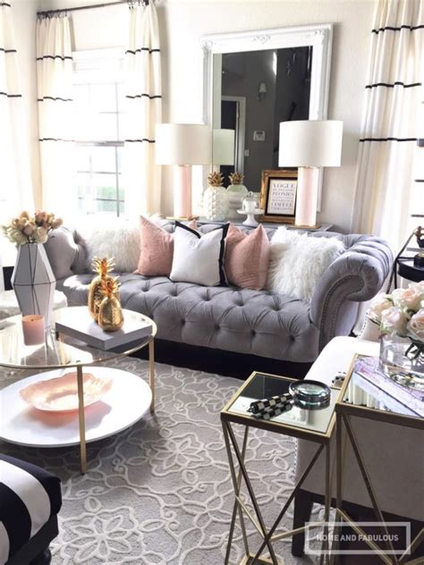 one sofa living room how one inspired a living room transformation