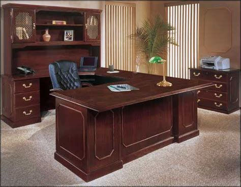 Professional Office Desk Executive Office Furniture