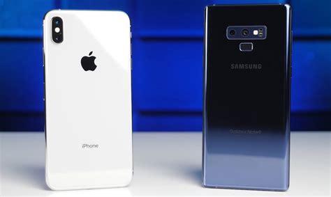 l iphone 9 le galaxy note 9 fait mieux que l iphone xs max au niveau de l autonomie iphoneaddict fr