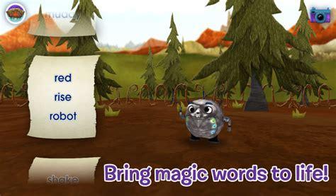 wallykazam word magic hd android apps on google play