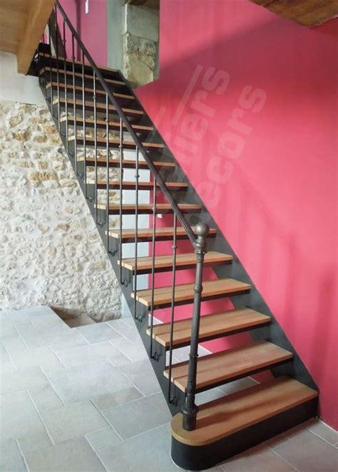 photo dt102 esca droit 174 bistrot sans contremarche escalier int 233 rieur d acc 232 s mezzanine droit