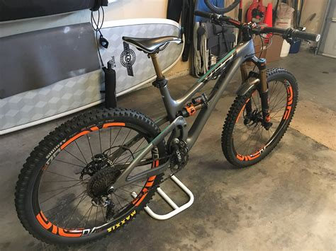 100038 Intech Racing Composite Shock Parts X2 yeti s 29r quot all mountain trail quot w di2