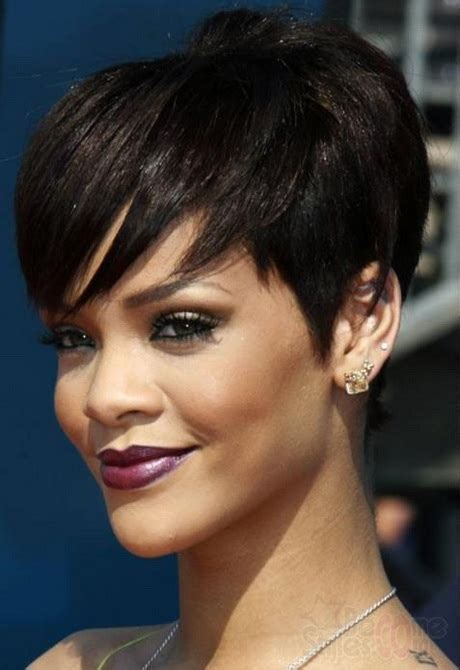 tapered hairstyles for black short tapered womens back view of tapered haircut short