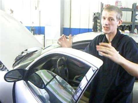 how to fix car door leak