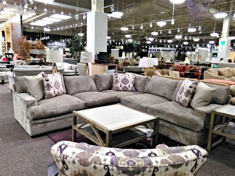 nebraska furniture mart sectional sofas nebraska furniture mart s new store in dfw opening spring