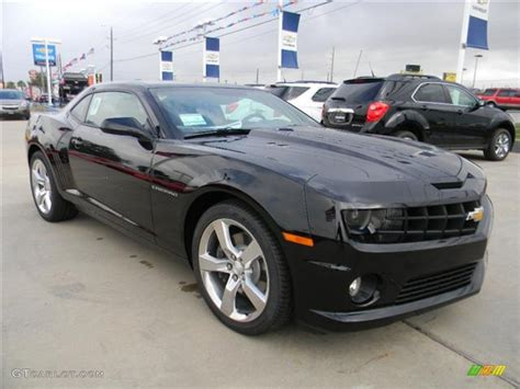2012 rs camaro 2012 black chevrolet camaro ss rs coupe 57873009 photo 3