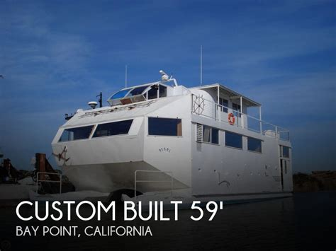project boats for sale california custom built catamaran for sale in bay point ca for