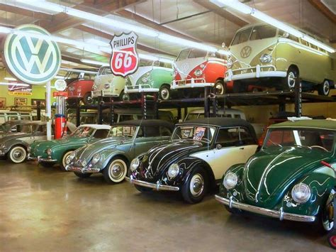 volkswagen garage vintage vw garage vintage volkswagens