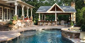 plan your lawn garden outdoor kitchen pool and spa with pools house plans with outdoor pools building house plans